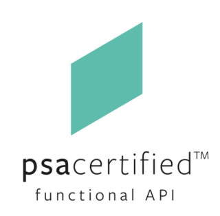 Showcase API compliance with PSA Functional API Certification