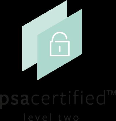PSA Certified Level 2 logo