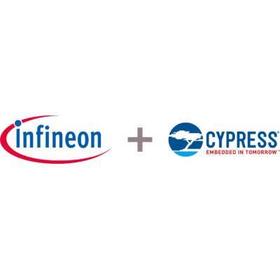 Infineon & Cypress Logos
