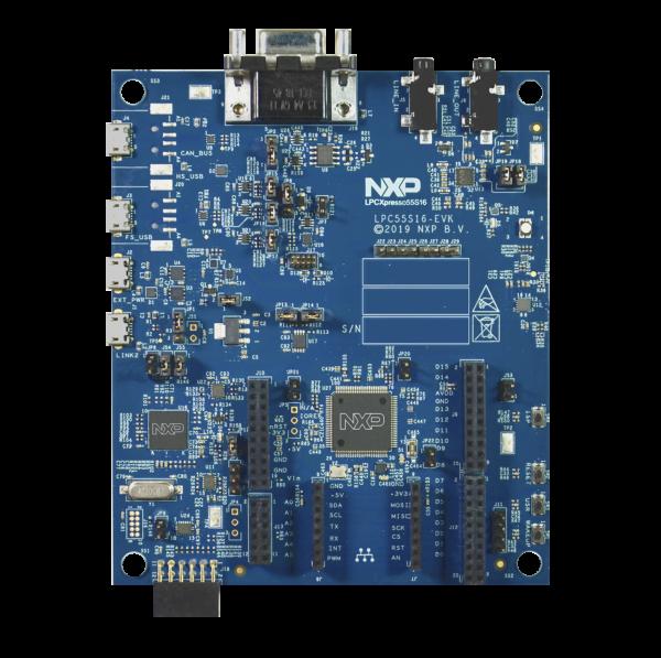 LPC55S16 board