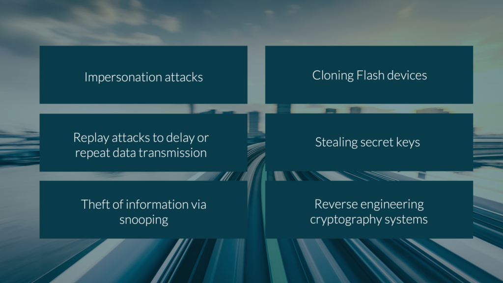 The security threats surrounding Flash devices