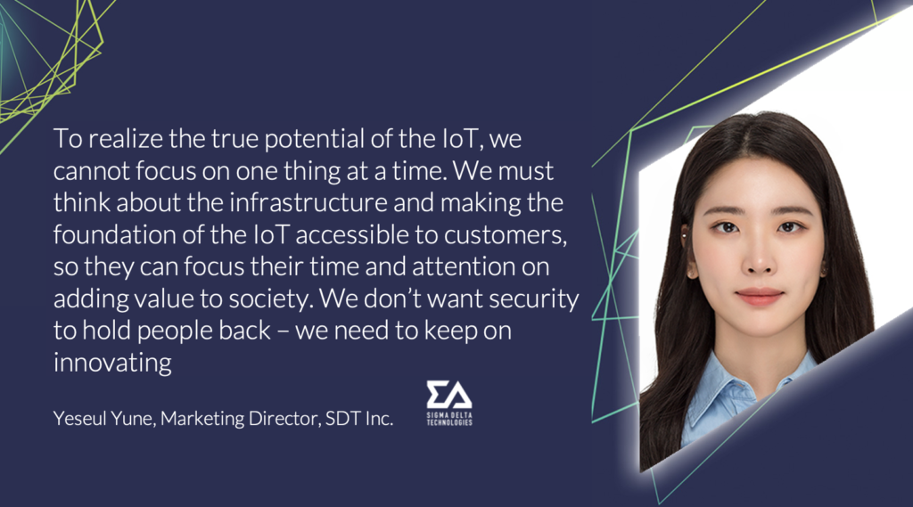 To realize the true potential of the IoT we must take a holistic approach, making the foundation of the IoT accessible.