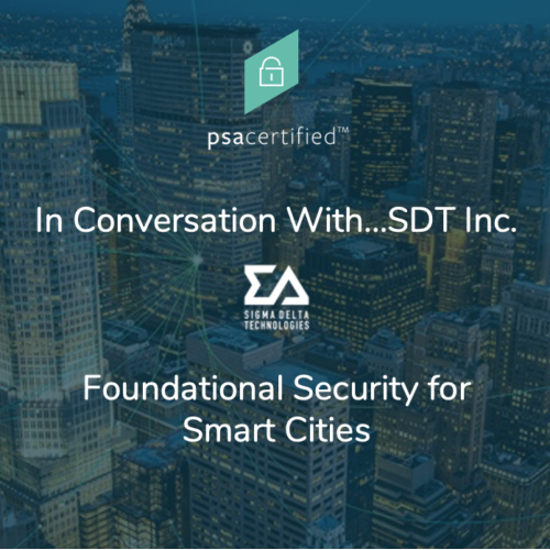 Foundational Security for Smart Cities