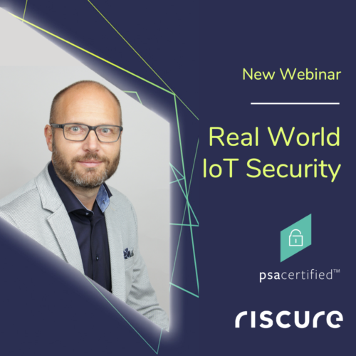 Real World IoT Security