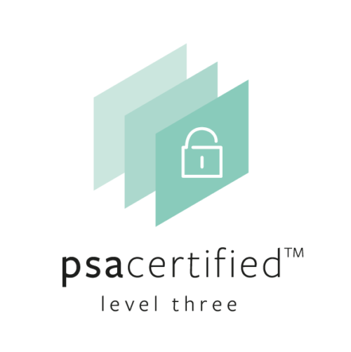 PSA Certified Level 2 demonstrates protection against software attacks