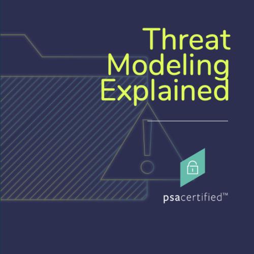 Threat Modeling Explained