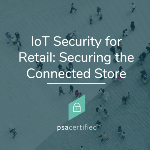 IoT Security for Retail