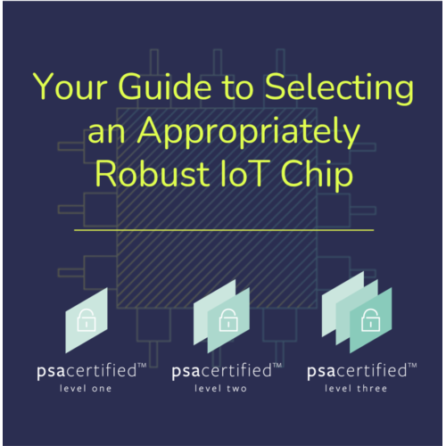 Your Guide to Selecting an Appropriately Robust IoT Chip