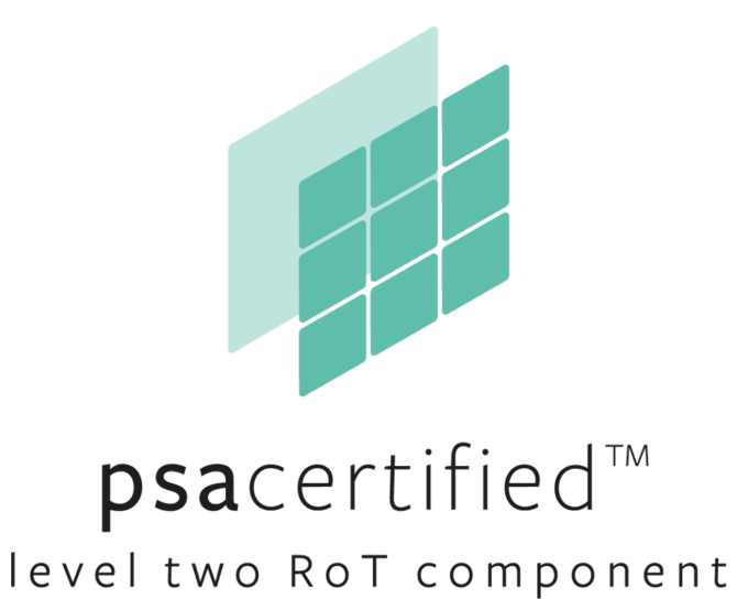 PSA Certified Level 2 RoT component