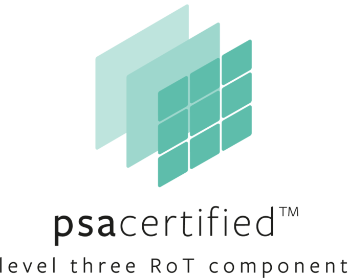 PSA Certified Level 3 RoT component